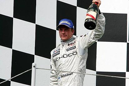 Ezen a napon: Räikkönen és mindenki más