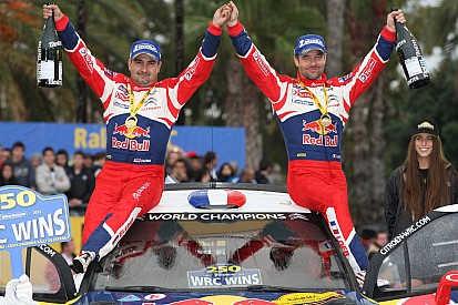 Citroen not ruling out WRC competition return for Loeb