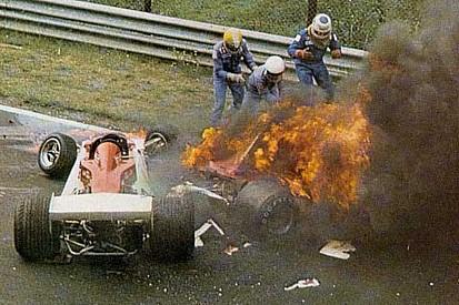Hace 41 años Niki Lauda sobrevivió a un Infierno en Nürburgring