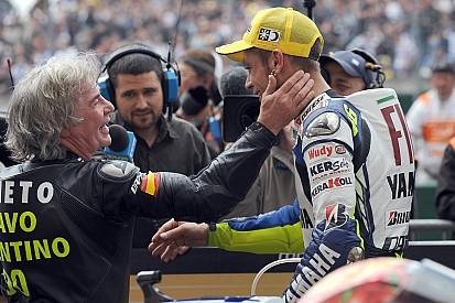 """Valentino Rossi habla de su amigo Ángel Nieto: """"Le echaremos mucho de menos"""""""