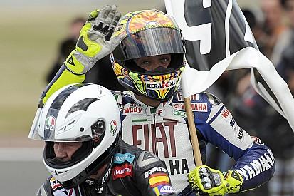 """Rossi over vriend Nieto: """"We gaan Angel enorm missen"""""""