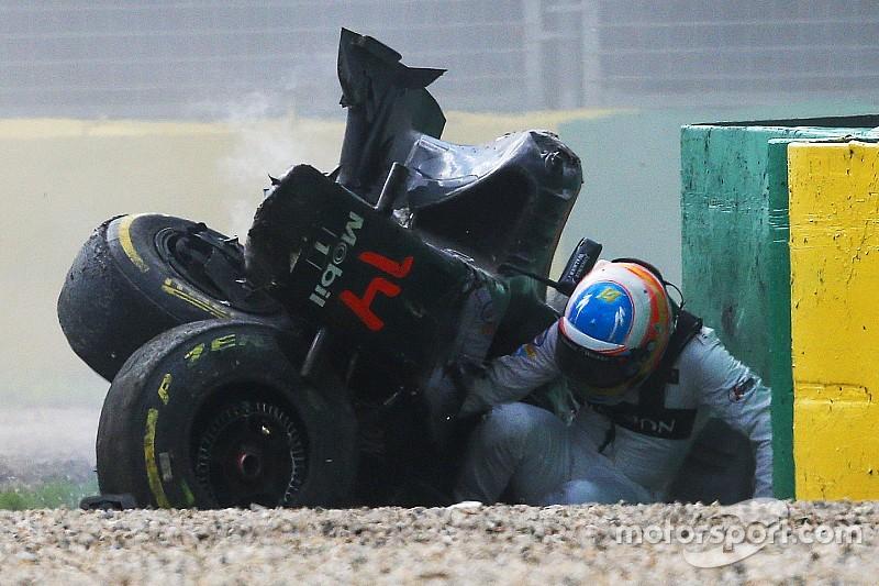 Les pilotes pourront-ils sortir d'une F1 avec le Halo?