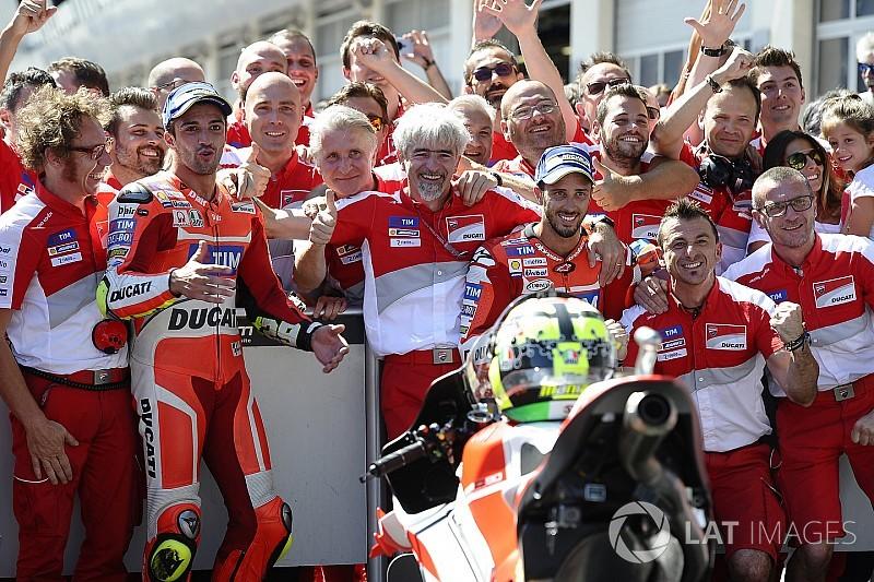 Dans le rétro - Le Grand Prix d'Autriche 2016