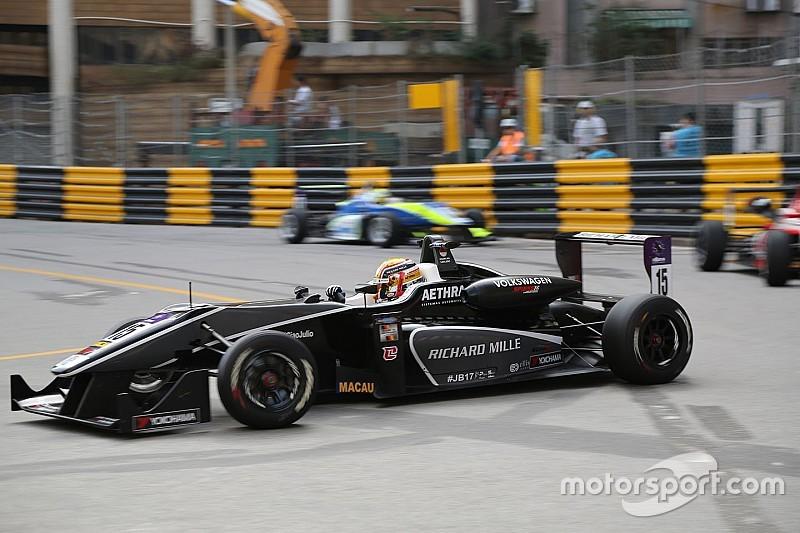 F2-Star Charles Leclerc Kandidat für Macau-GP-Rückkehr