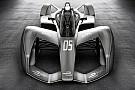 Formule E Nieuwe Formule E-bolide mogelijk zonder achtervleugel en met halo