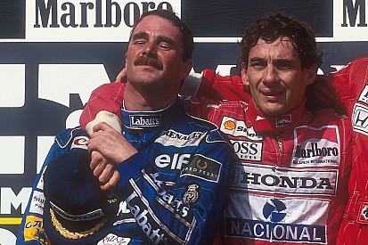 """GALERÍA: 66 años de Mansell: """"El león británico"""""""