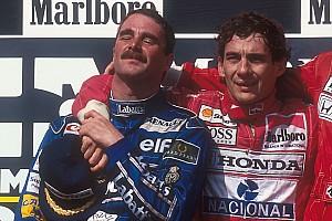 Fórmula 1 Historia GALERÍA: 64 años de Mansell:
