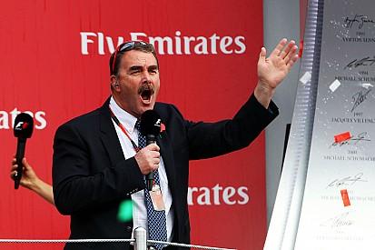 GALERI: Selamat ulang tahun Nigel Mansell!