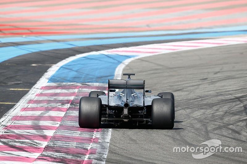 Los F1 pasarán a 340 Km/h por la curva de Signes en Paul Ricard