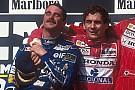 GALERÍA: 25 años del título de Mansell, 'el león británico'
