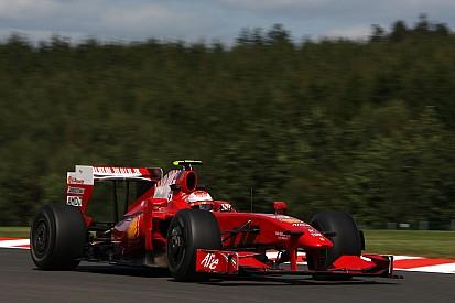 Как это было: последняя победа Райкконена в составе Ferrari