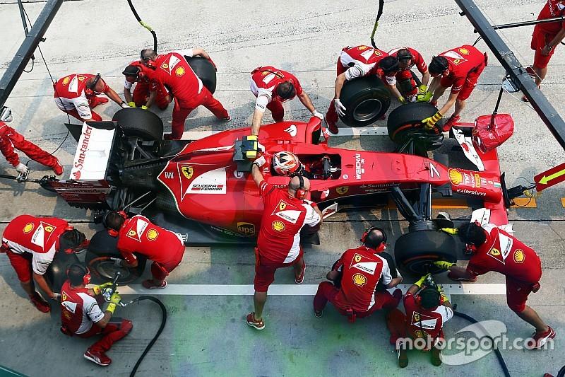 """Kimi Raikkonen cree que los """"pequeños detalles"""" definirán la batalla con Mercedes"""