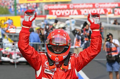 Formula 1 Schumacher'in F1'de kazandığı 91 zafer