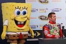 NASCAR Спанч Боб или Windows 10. Смешные названия гонок NASCAR