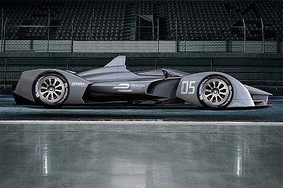 Di Grassi: novo carro da F-E não deve seguir ideias da F1