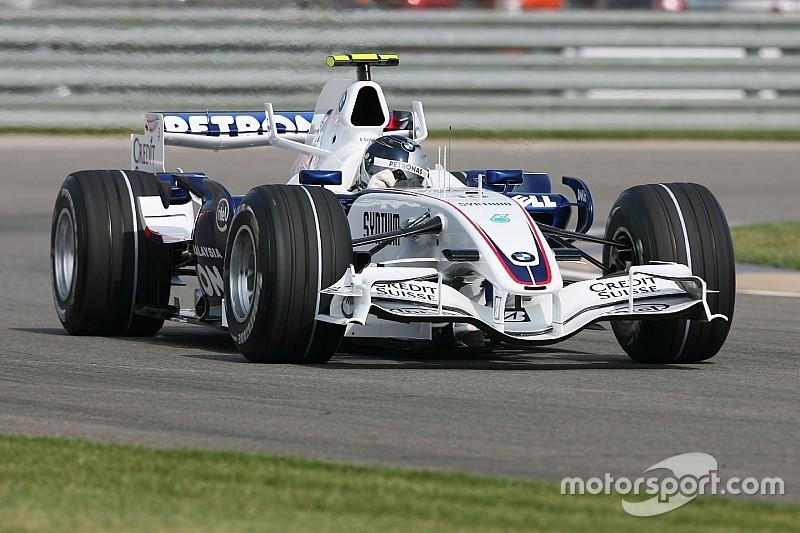 Gallery: Sebastian Vettel's first Grand Prix