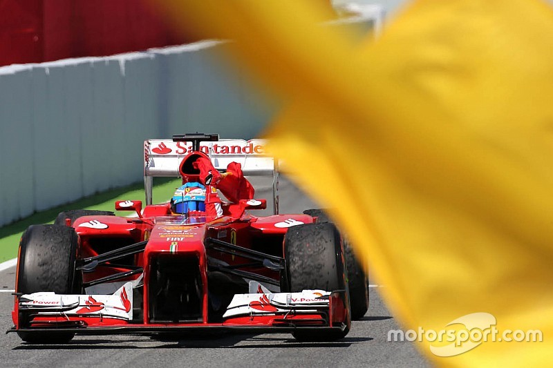 Gallery: Fernando Alonso's 32 F1 wins in pictures