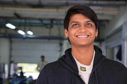 Euro JK 17: Vishnu Prasad gunning for title this year