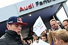 DTM Ферстаппен з'явиться на етапі DTM