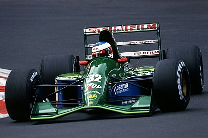 F1-Legenden: Jordan 191