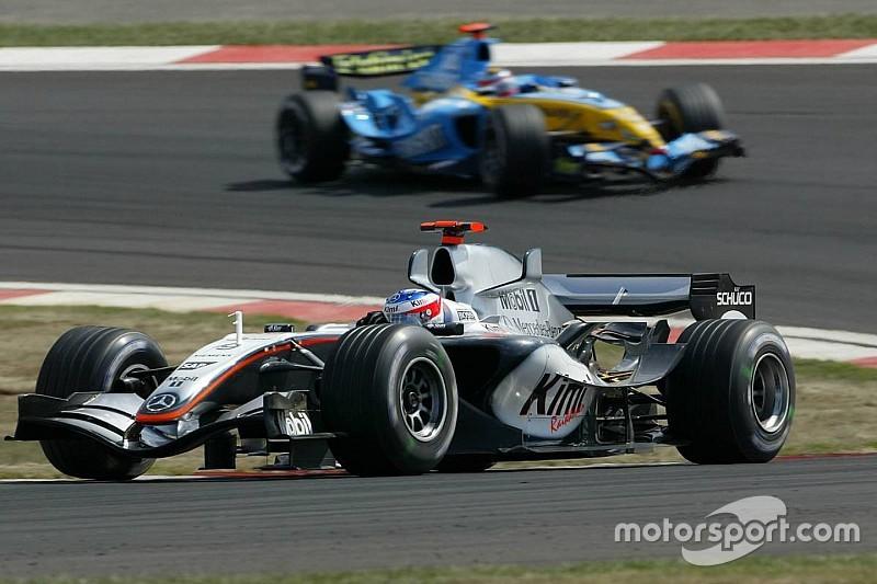Turquie 2005 - Kimi Räikkönen premier vainqueur à Istanbul