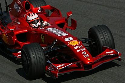 Gallery: Kimi Raikkonen's Ferrari career so far