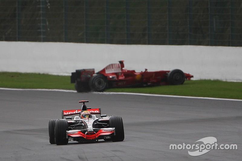 2000'den beri Belçika GP'de kazanan ve podyuma çıkan pilotlar