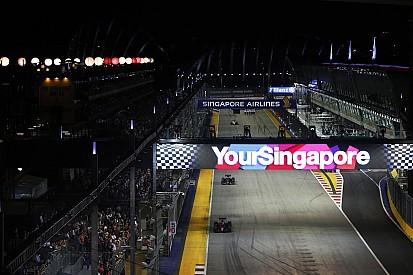 La F1 veut des courses urbaines supplémentaires en Asie