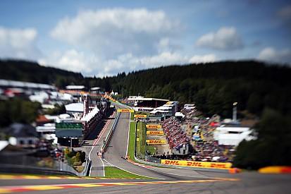Datos y cifras del GP de Bélgica en Spa