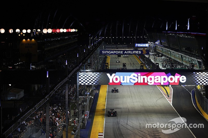 La F1 busca hacer más carreras urbanas en Asia