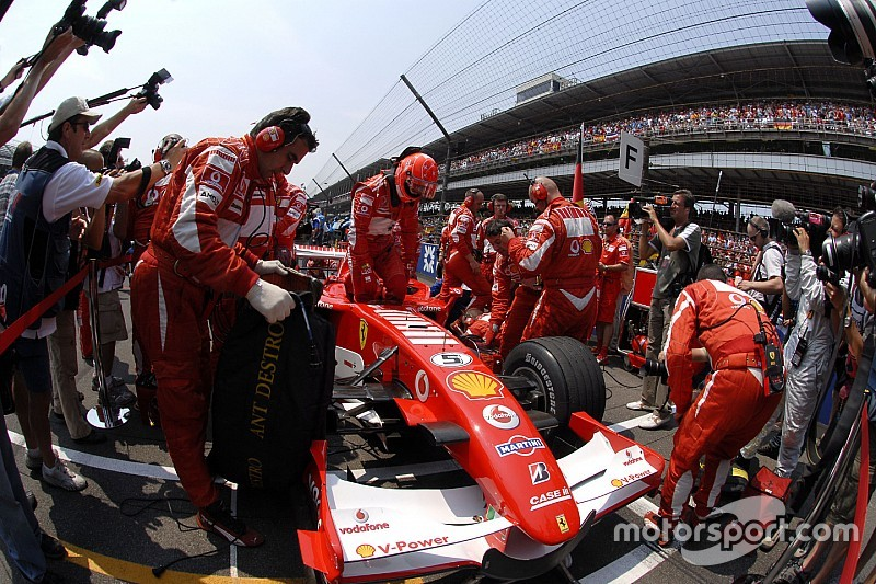 Gallery: All 68 of Michael Schumacher's pole positions