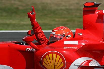 Schumacher'in kazandığı 68 pole pozisyonu