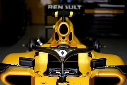 Renault: Halo wird in der Formel 1 noch für Diskussionen sorgen