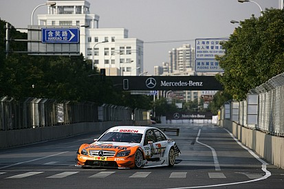 Berger: DTM ready to change calendar for potential newcomers