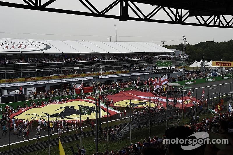 Los horarios del GP de Italia 2017 de F1