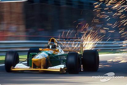 Ezen a napon: Michael Schumacher első futamgyőzelme