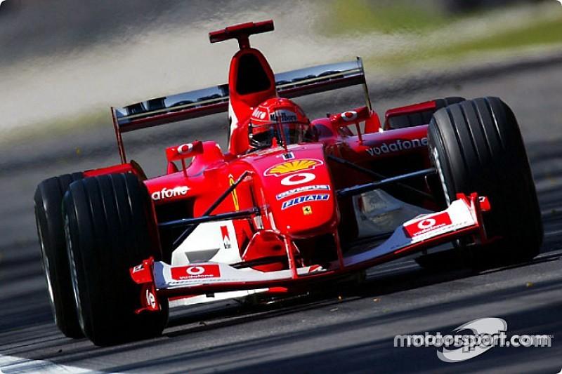 Palmarès - Les vainqueurs du GP d'Italie depuis 2000