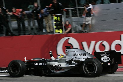 Ezen a napon: Montoya utolsó előtti F1-es futamgyőzelme