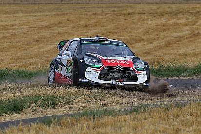 """Lefebvre au Béthunois: """"Ravi de retrouver la DS3 WRC"""""""