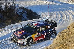 WRC Actualités Monte-Carlo 2018: parcours confirmé et à moitié renouvelé