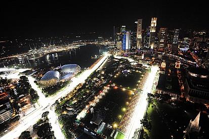 Neuer Formel-1-Kalender: 40 Anfragen ins Haus geflattert