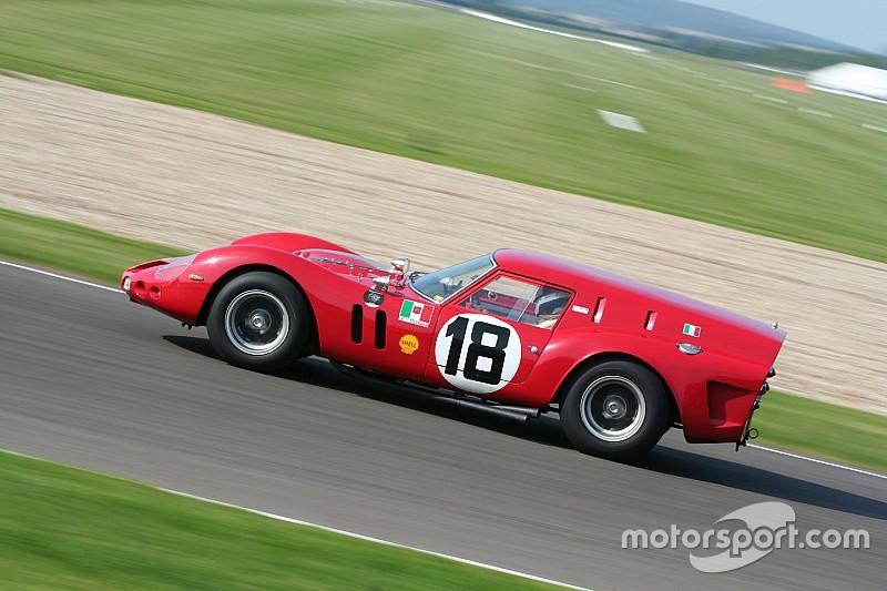 Massa en Todt aanwezig bij Ferrari-viering Chantilly