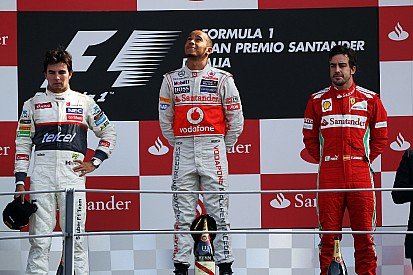 Ezen a napon: Hamilton nyer Olaszországban, Pérez harmadszor is dobogón a Sauberrel