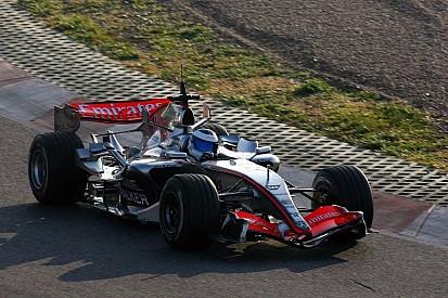 Le test qui a découragé Häkkinen d'un retour en F1