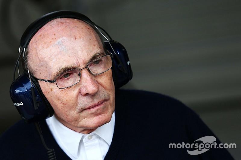 Фрэнк Уильямс больше не приедет на этапы Ф1