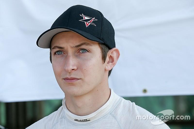 Zach Veach firma con Andretti Autosport hasta 2020