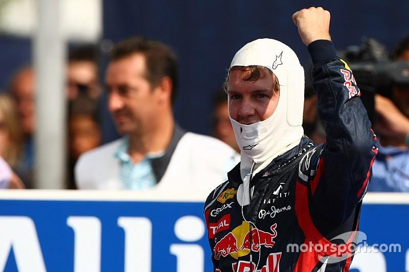 Ezen a napon: Vettel, nyolcadszor