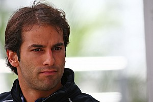 Felipe Nasr se regresa a las pistas, ahora en GT3