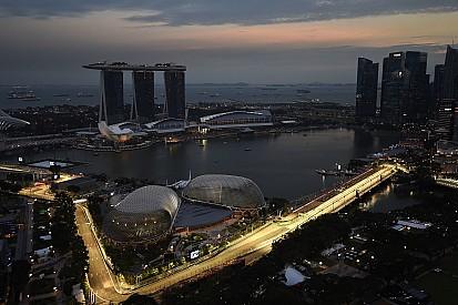 凯利:F1目标与新加坡签订新合约