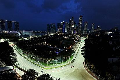 Formel 1 2017: Daten und Fakten zum GP Singapur